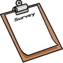 Survey Clip Art Clipart