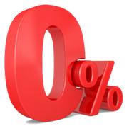 zero percentage
