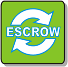 a escrow logo