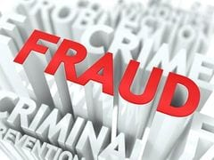 an image of FRAUD words