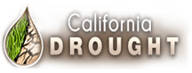 California Drought logo