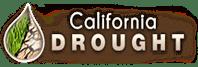 California Drought logo