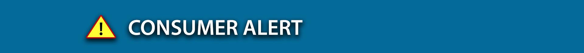 Consumer alert logo