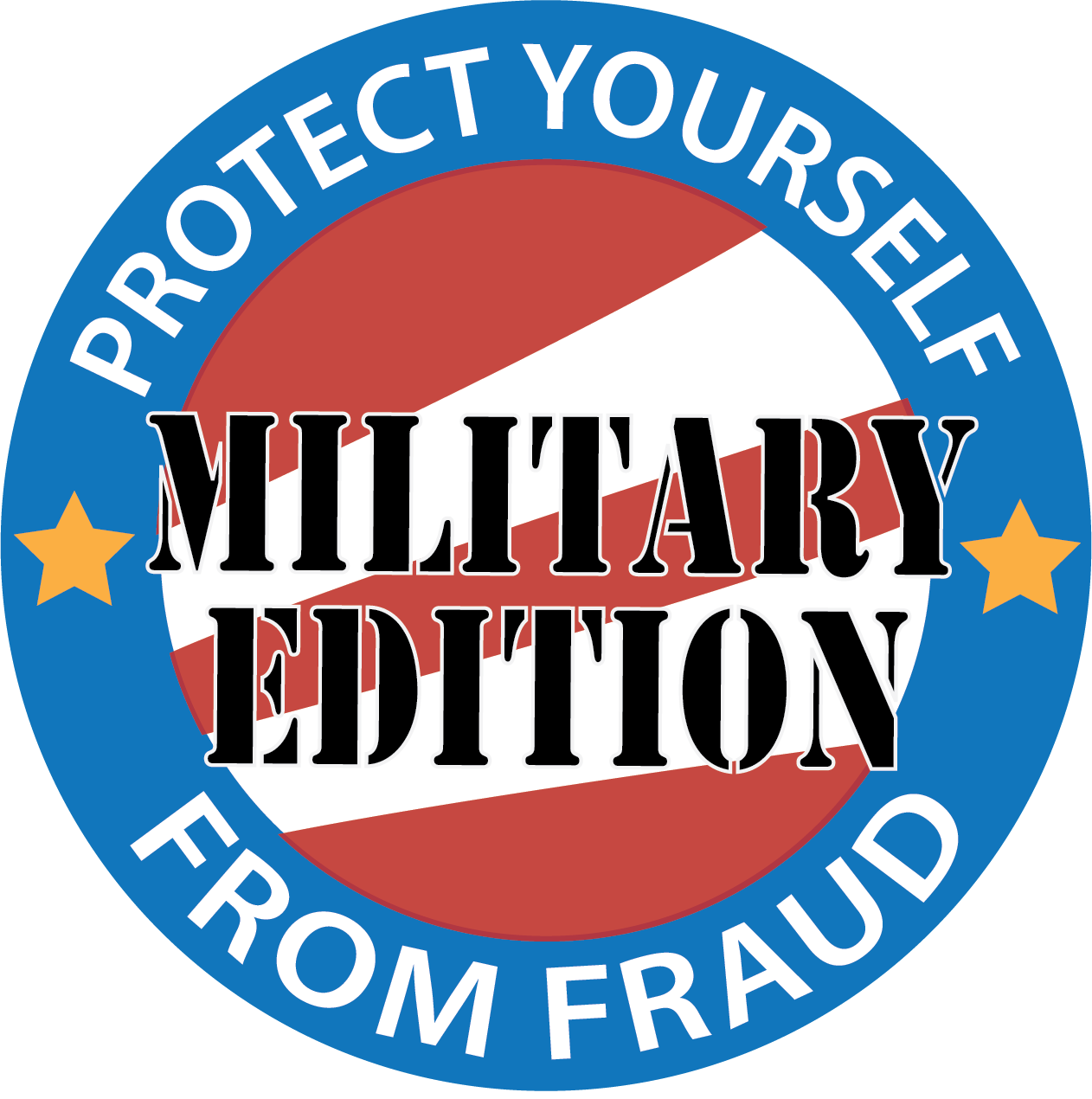 Protect Yourself From Fraud For Servicemembers and Veterans logo
