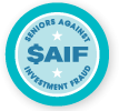 Seniors Against Investment Fraud logo