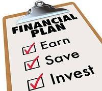 financial plan check list
