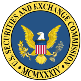 Picture of Securities and Exchange Commission (SEC) Logo