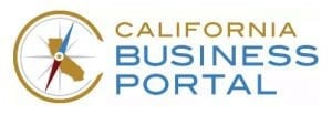 California Business Portal logo