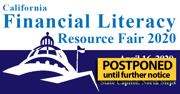 California Financial Literacy Resource Fair 2020