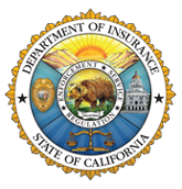 CA Department of Insurance logo