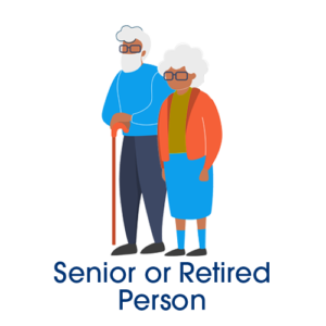 a old couple walking together