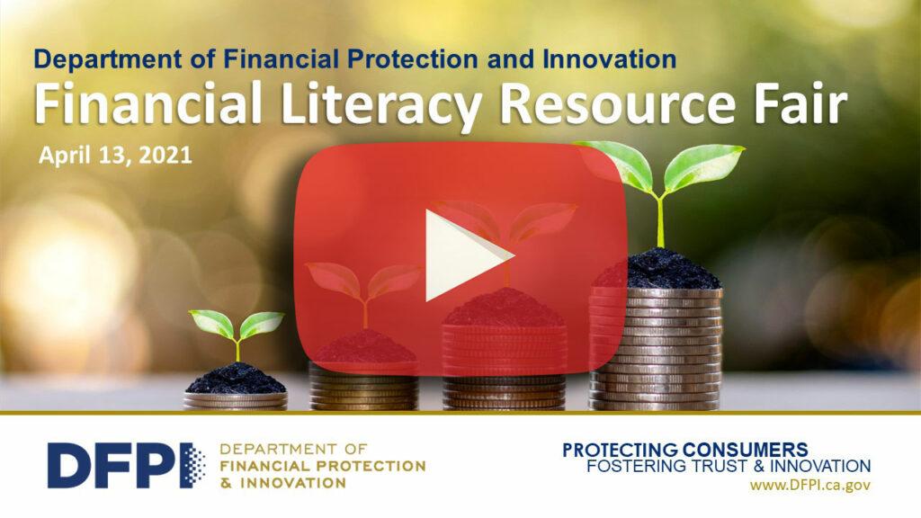 play financial literacy resource fair 2021 webinar