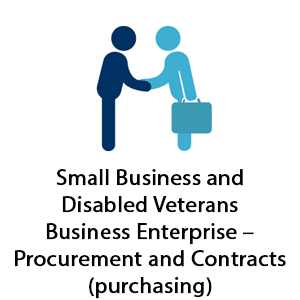 Small Business/Disabled Veterans Business Opportunities