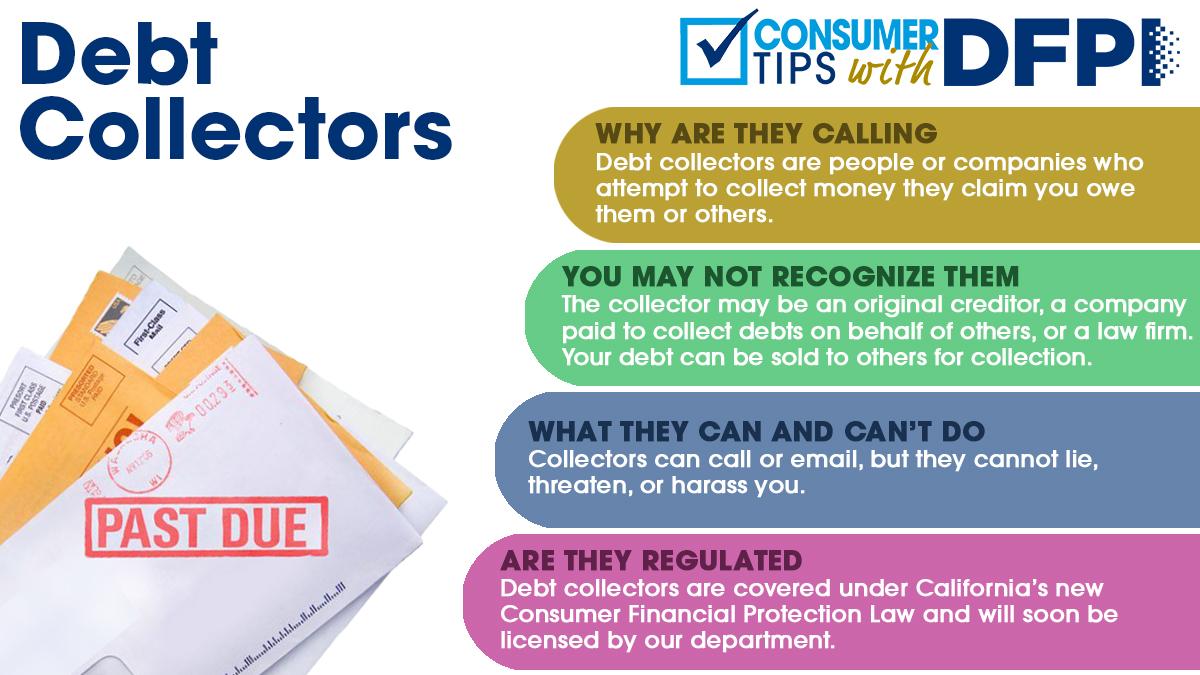 Debt Collector Consumer tips
