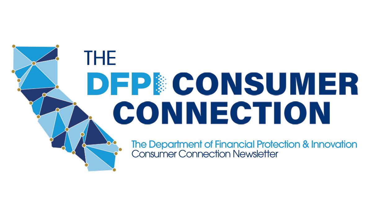 DFPI Consumer Connection