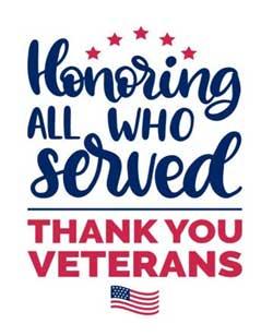 Veterans Day Webinar